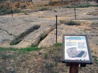 (Perhaps) Visigothic-period burial ground of las Rastras de San José, Parque Cultural del Río Martín, Albalate del Arzobispado, Aragón