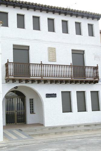 Ayuntamiento de Vinaceite.
