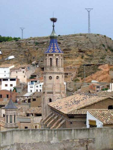 Iglesia de Albalate.