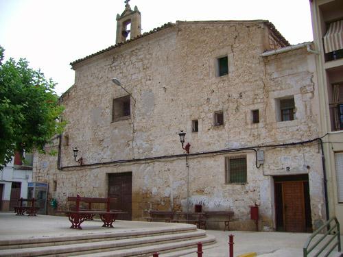 Convento de Santa Ana.