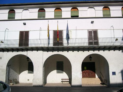 Ayuntamiento de Híjar.