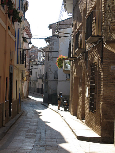 Calle Santa Rosa.
