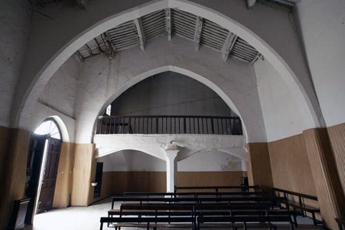 Sinagoga de San Antón.