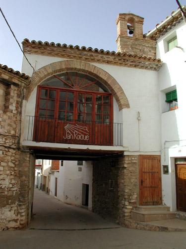 Arco de San Roque.