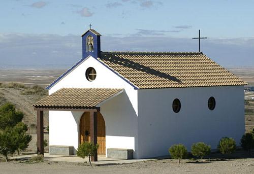 Ermita de San Isidro.