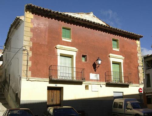 Casa natal de Pedro Laín Entralgo.