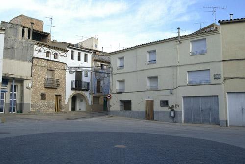 Vista parcial de Castelnou.