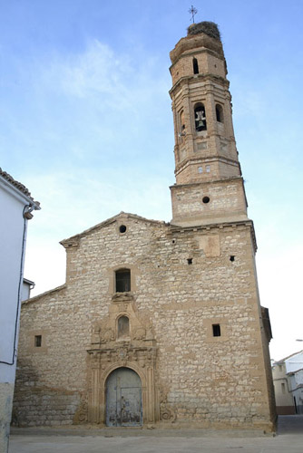 Iglesia parroquial de la Inmaculada Concepción.