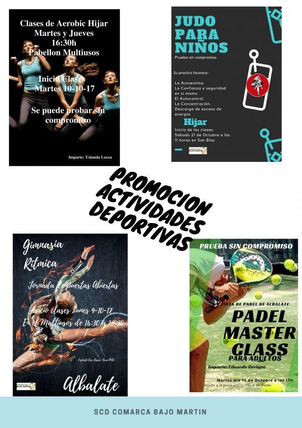 Mix Carteles Promocion Act Dxtivas