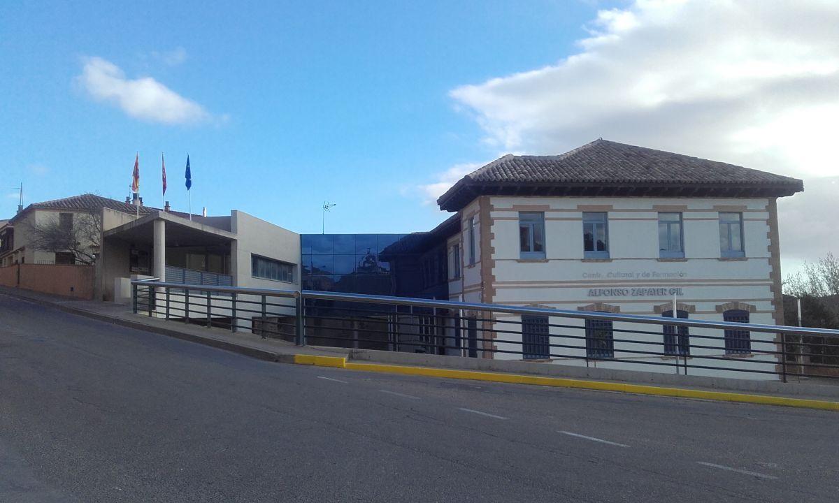 Sede taller empleo Centro cultural Albalate